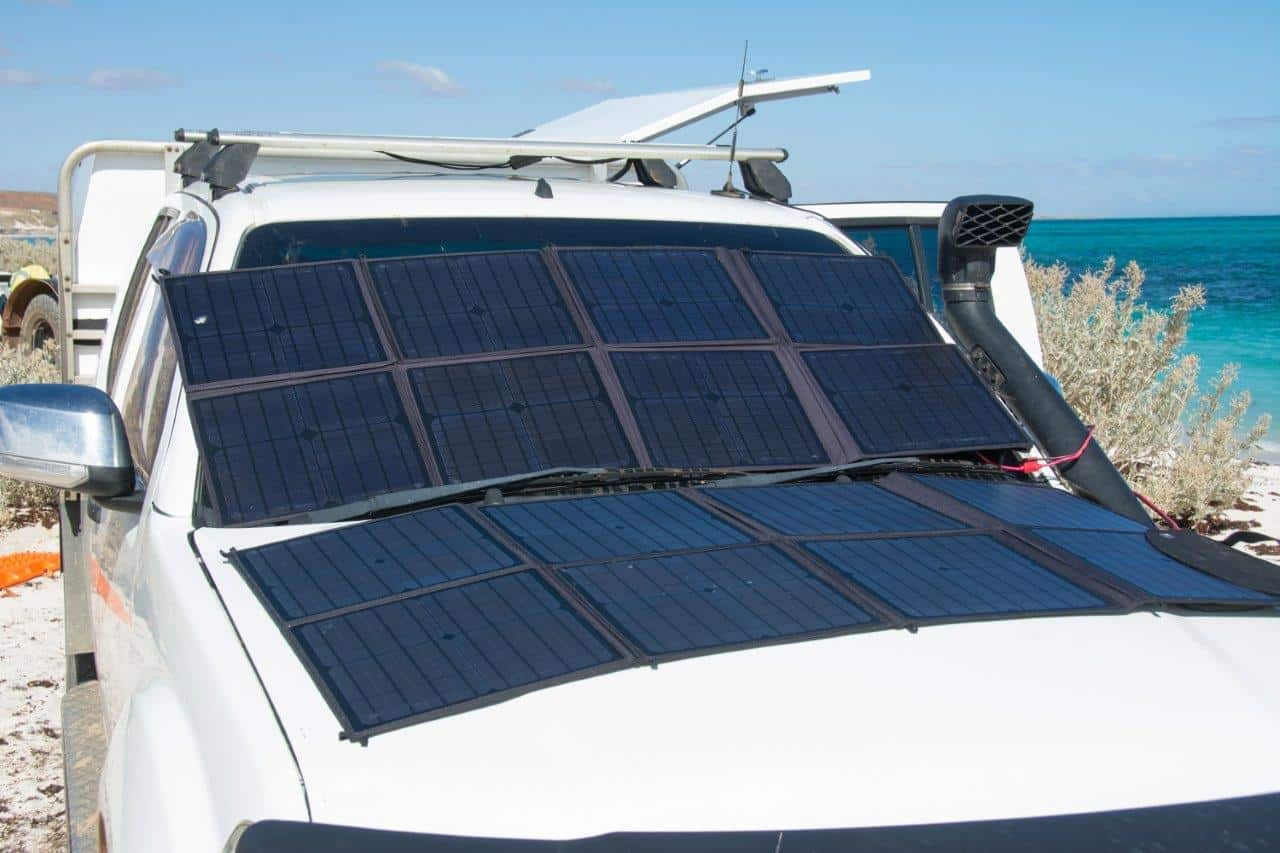 Solar Blanket vs Panel